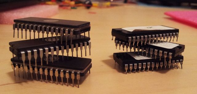 3562a re-programmable vs one-time-programmable eproms 27256