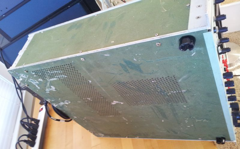msr-904a as received - bottom