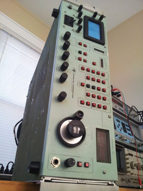 msr-904a as received - front