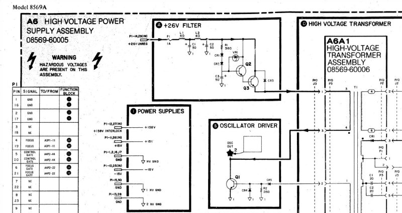 8569a partial schematic a6 assy