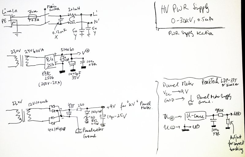 hvpwr schematic pwr supply