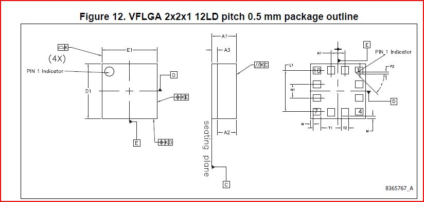 lis3mdl package