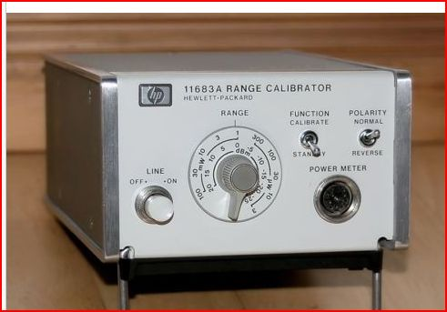 11683a calibrator instrument