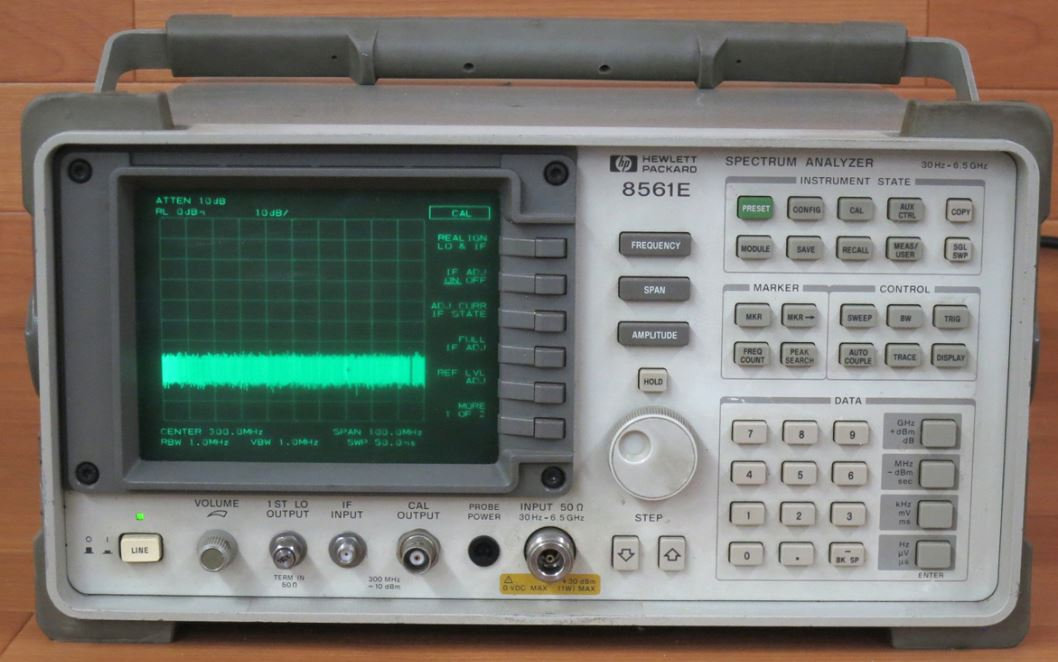 Rigol Spectrum Analyzer Hack
